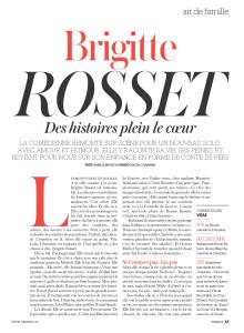 Femina - Brigitte Rosset