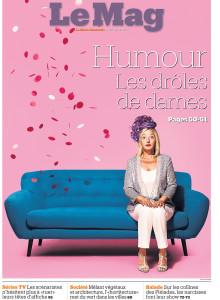Le Matin dimanche - Tiguidou - Brigitte Rosset